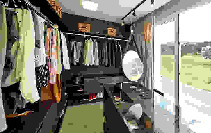 Closet Closets minimalistas por Espaço do Traço arquitetura Minimalista