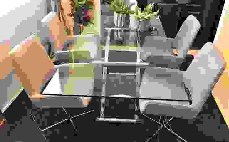 Sgabello Interiores Dining roomChairs & benches Cotton Grey