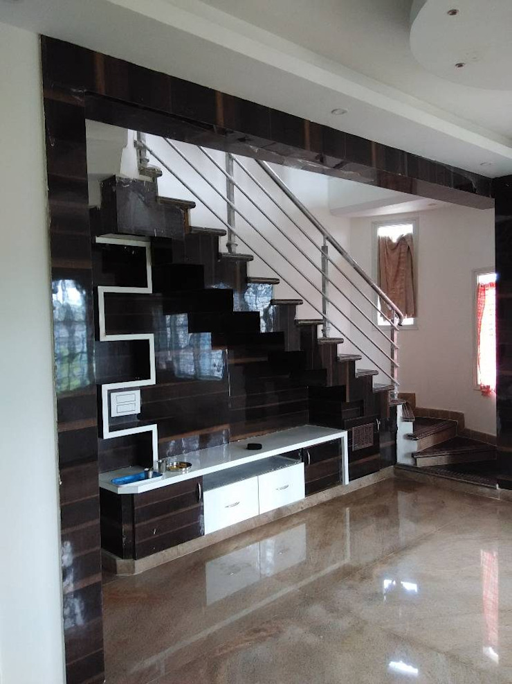 Interior: modern  by Exinfra Projects,Modern
