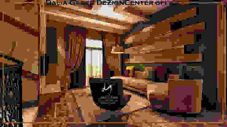 by DeZign center office by Dalia Gaber Minimalist Chipboard