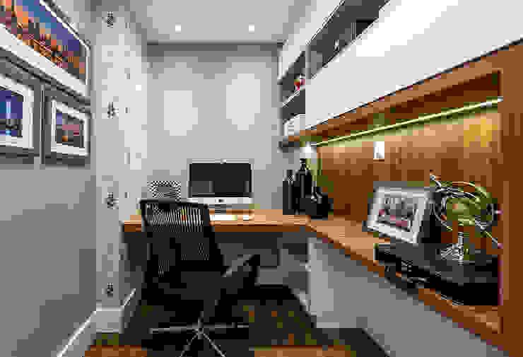Modern study/office by Espaço do Traço arquitetura Modern