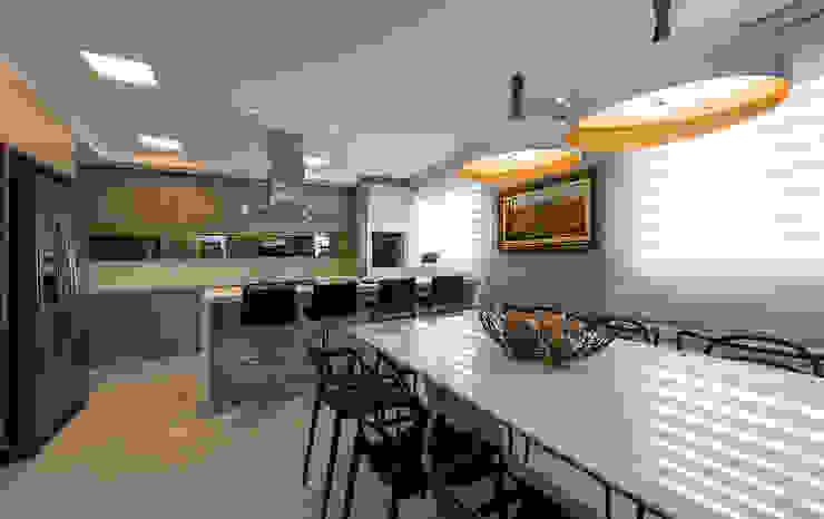 Espaço do Traço arquitetura Modern style kitchen