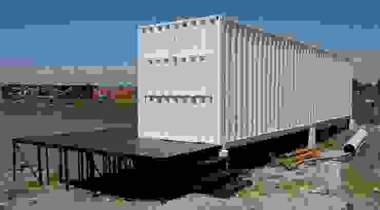 Proyectos arquiteconitcos en Contenedores Maritimos de WORLD CONTAINER COLOMBIA Industrial