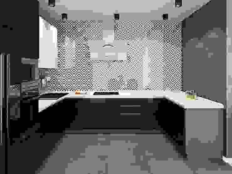 ДизайнМастер Modern Kitchen Grey