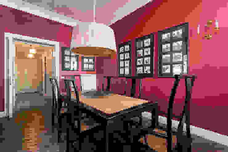 Eklektik Yemek Odası Paolo Fusco Photo Eklektik