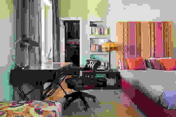 Eklektik Yatak Odası Paolo Fusco Photo Eklektik