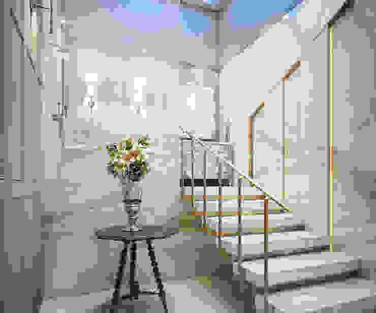 งานออกแบบรีโนเวทบ้าน: ทันสมัย  โดย Luxxri Design, โมเดิร์น