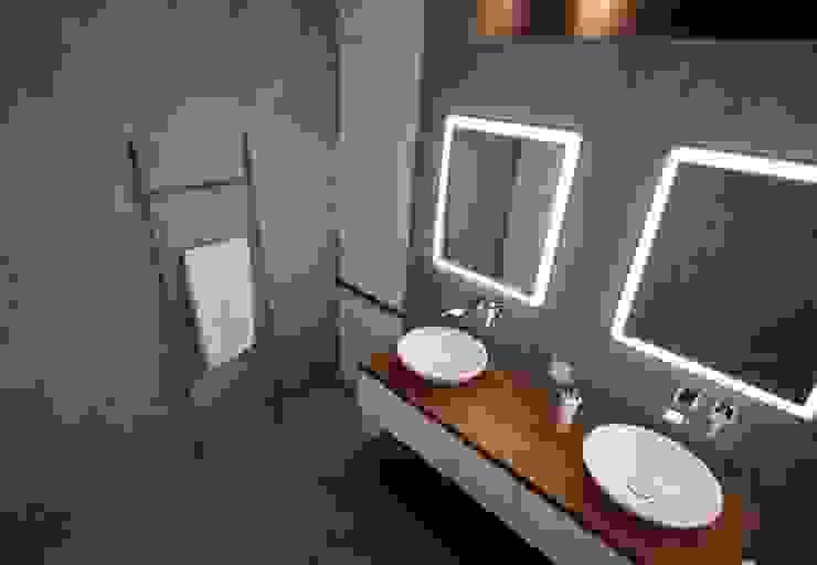 Modern style bathrooms by GERBER Ingenieure GmbH Modern