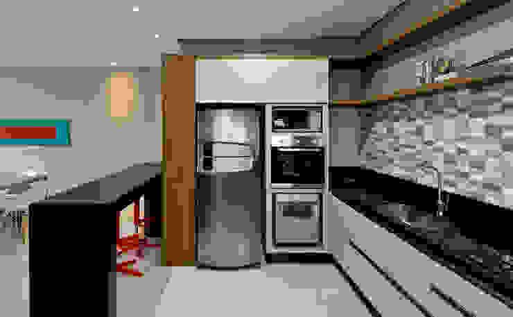 Cozinha por Espaço do Traço arquitetura Moderno