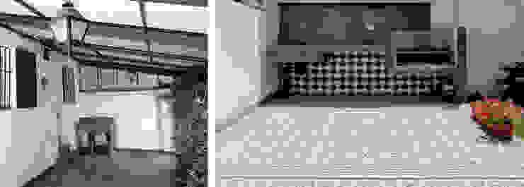 Remodelación Casa García Moreno de Crescente Böhme Arquitectos Clásico