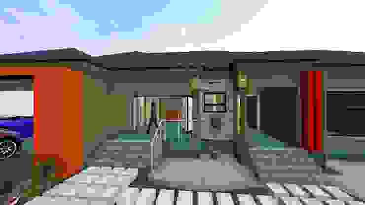 Tuscan design by iRON B HOME DESIGN