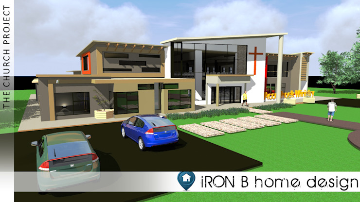 Arconhoek Ministry by iRON B HOME DESIGN