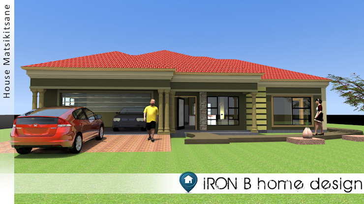 de iRON B HOME DESIGN