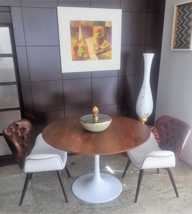 Sgabello Interiores Dining roomTables Wood Wood effect