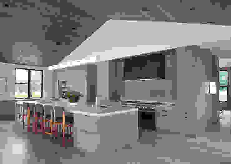 Woodpecker Ranch Feldman Architecture Modern Kitchen