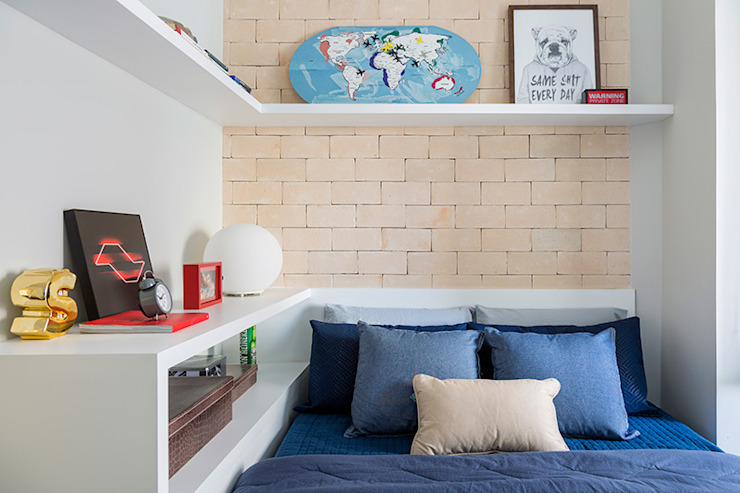 Studio Novak Modern Bedroom