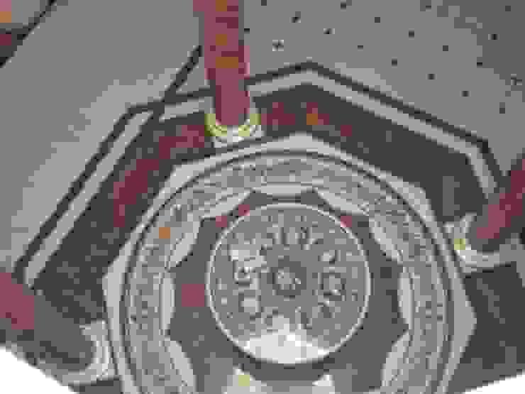 Vito De Luca Architetto Floors Marble Multicolored