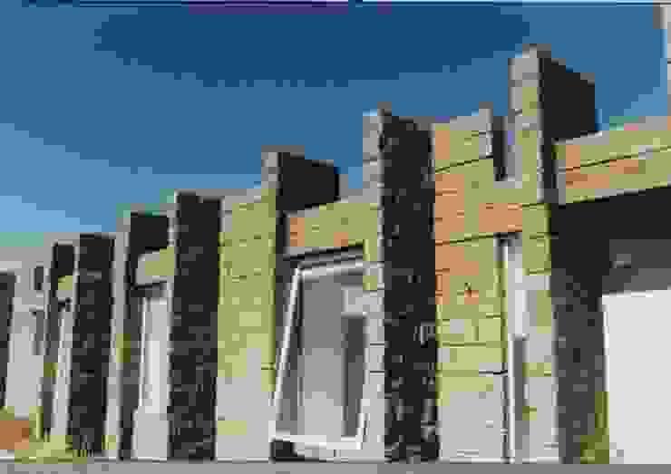 MURTRA SANTA MARÍA DEL SILENCIO | CHIU-CHIU | REGIÓN DE ANTOFAGASTA | CHILE de RH+ ARQUITECTOS Moderno Concreto reforzado