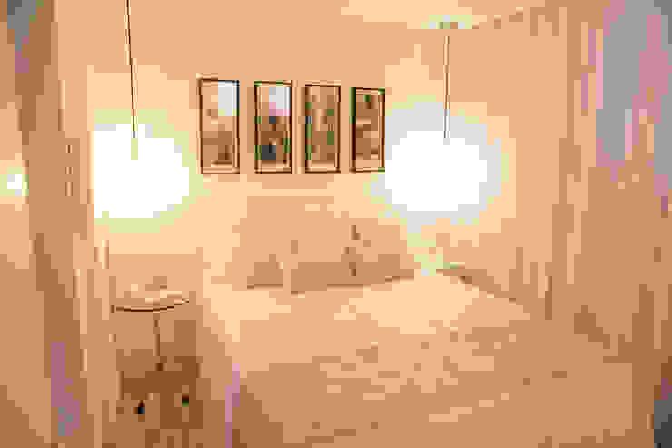 Chambre moderne par realizearquiteturaS Moderne