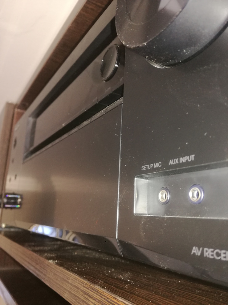 Onkyo by Rounded Pixels Media Rustic