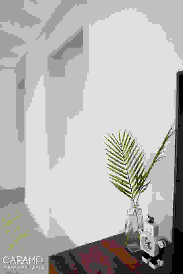 거실 모던스타일 거실 by 카라멜 디자인 스튜디오 모던 MDF