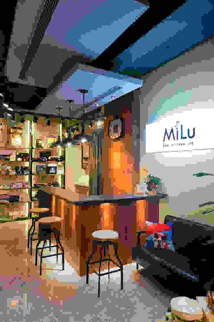 迷露戶外生活用品 / 商業空間 根據 沐築空間設計