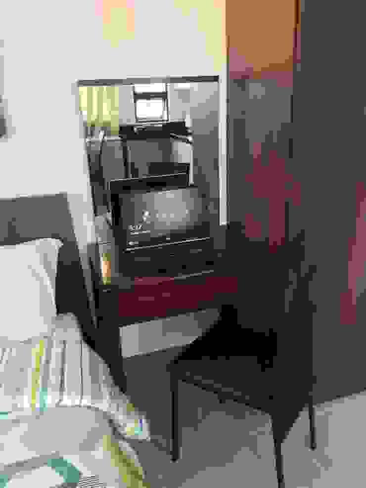 Baroud's Condo Unit Modern style bedroom by Yaoto Design Studio Modern