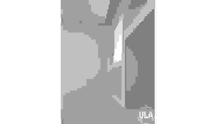 ULA architects Вітальня Білий