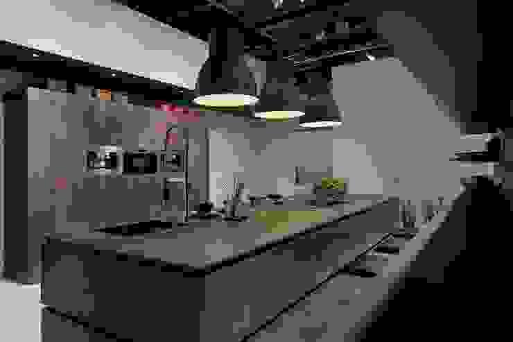 POLİMER DECOR Mermer Masa Mutfak Ve Banyo Tezgahları Uygulama Merkezi CucinaArmadietti & Scaffali Legno Marrone