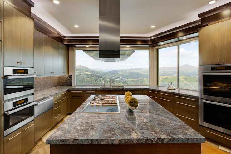Mutfak Dolapları POLİMER DECOR Mermer Masa Mutfak Ve Banyo Tezgahları Uygulama Merkezi MutfakDolap & Raflar Ahşap Altın Sarısı