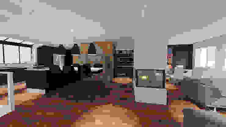 Renovation d\'une maison à Brest - Architecture d\'intérieur ...