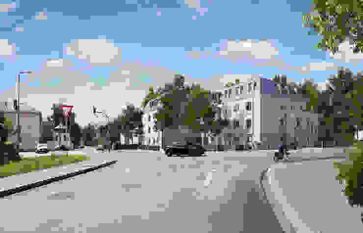 winhard 3D Casas estilo moderno: ideas, arquitectura e imágenes