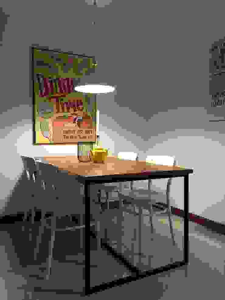 Maria Mentira Studio Dining roomAccessories & decoration Wood Wood effect