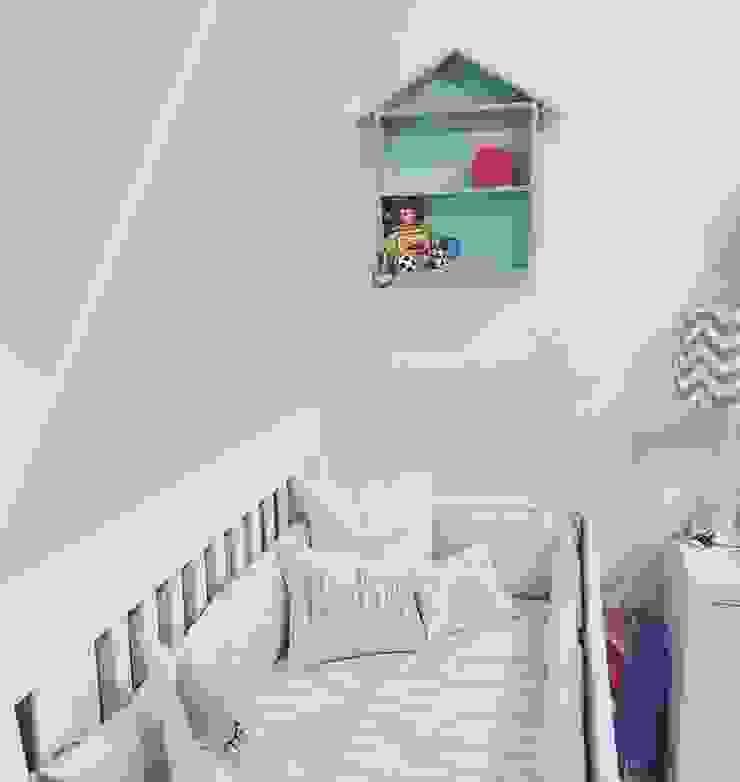Espacio Franko & Co. Dormitorios infantiles de estilo moderno de Franko & Co. Moderno