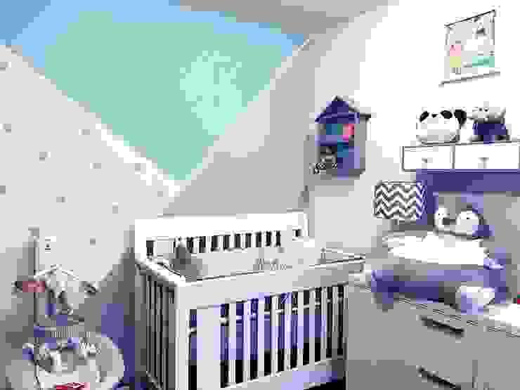 Detalles Franko & Co. Dormitorios infantiles de estilo moderno de Franko & Co. Moderno