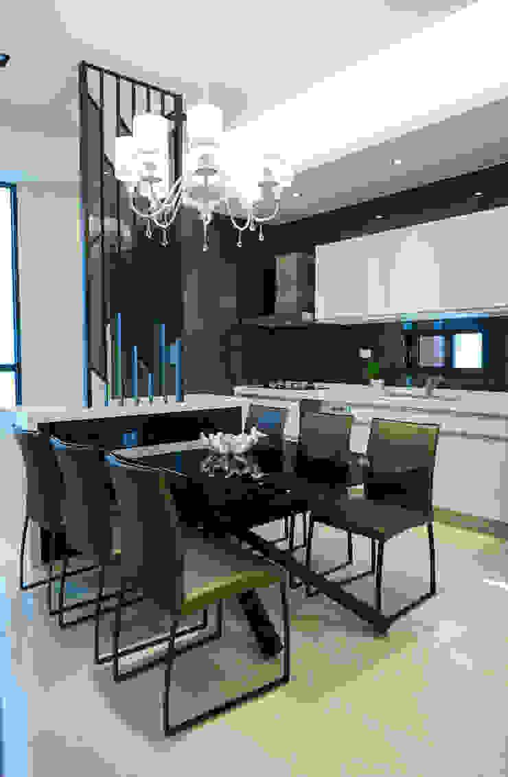 住宅設計 / 張公館 根據 沐築空間設計 現代風
