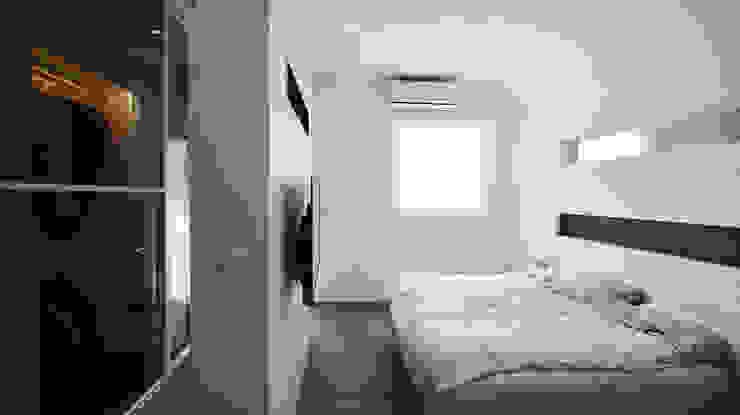 Bedroom by 瓦悅設計有限公司, Modern