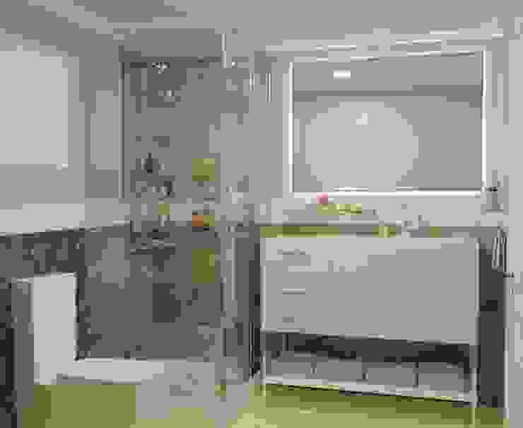 Banyo Minel Mimarlık Yapı Mühendislik İnşaat Sanayi Ticaret Limited Şirketi Kırsal Banyo