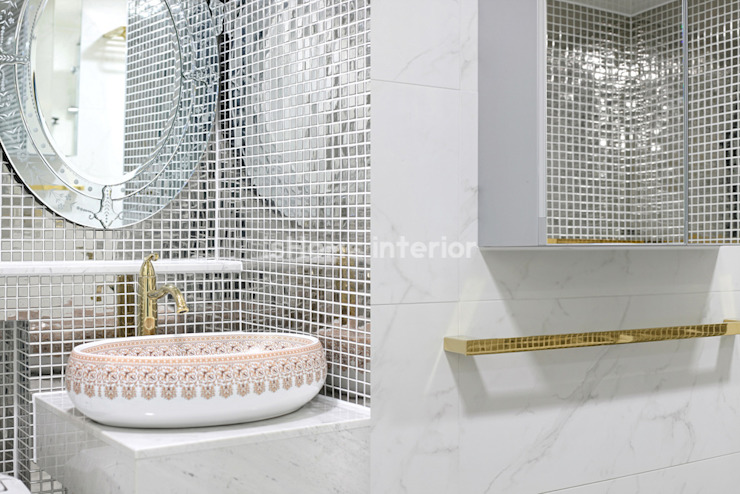 Bathroom by 이즈홈, Modern