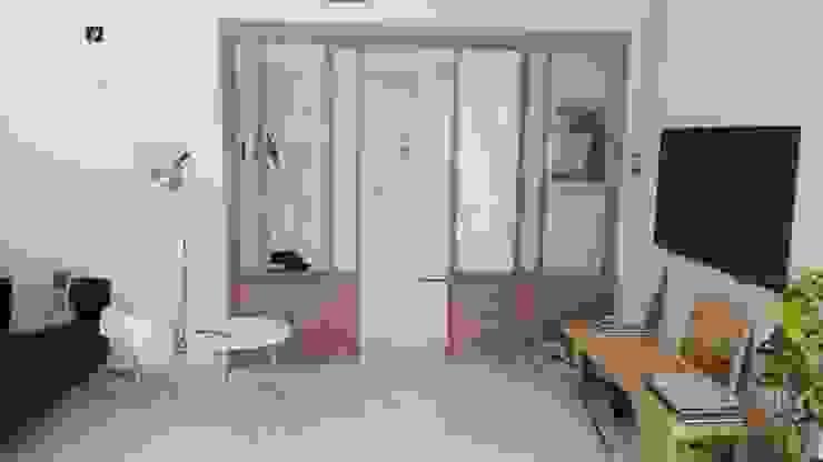 Puertas-separador de MUEBLES ARROYO,S.L. Moderno Madera maciza Multicolor