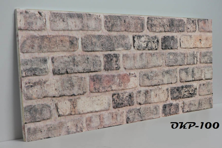 Modern Walls and Floors by ODAK DIŞ TİC Modern Bricks