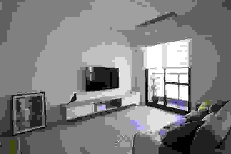 電視牆 根據 極簡室內設計 Simple Design Studio 北歐風