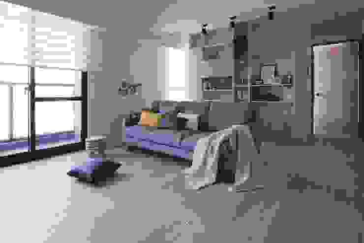 書櫃及展示櫃 根據 極簡室內設計 Simple Design Studio 北歐風