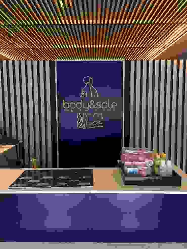 Body & Sole Spa Capitol Branch by Yaoto Design Studio Asian
