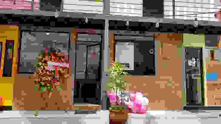 Loy's Chicken Restaurant by Yaoto Design Studio Rustic