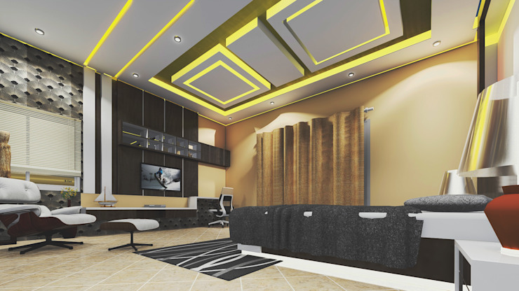 Amruta Patil @ Hubli: classic  by Cfolios Design And Construction Solutions Pvt Ltd,Classic