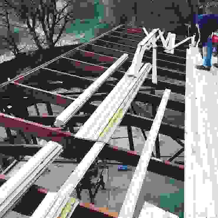 KAYALAR AHŞAP KERESTE ÜRÜNLERİ Casas de madera Madera Acabado en madera