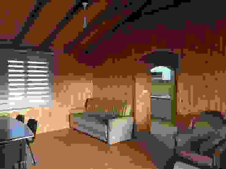 Ahşap bungalov kütük ev Akdeniz Çalışma Odası KAYALAR AHŞAP KERESTE ÜRÜNLERİ Akdeniz Ahşap Ahşap rengi