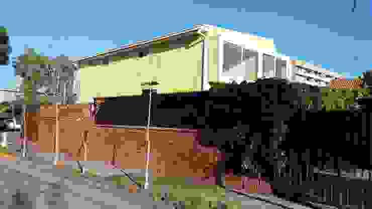 Convertimos una casa en mini hotel de Arquitectura & servicios aociados Rústico Madera Acabado en madera