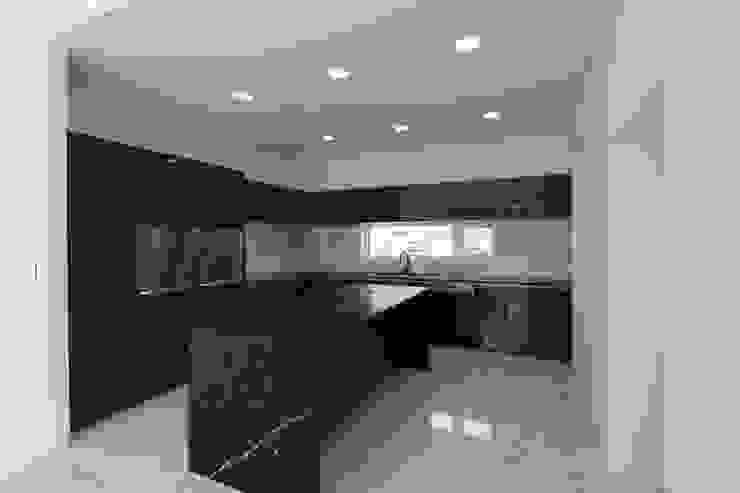 인문학적인집짓기 Modern kitchen